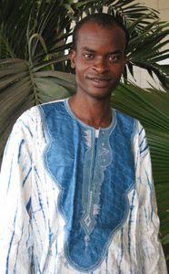 Sir Hama Bah, Mali Travel Tours Director